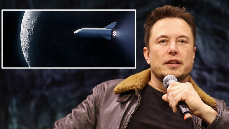 Musk promises Starship update after NASA interest