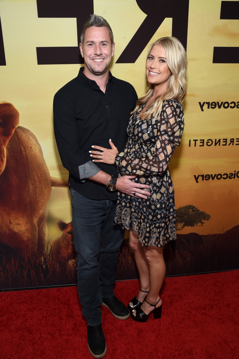 Pregnant Christina Anstead is 'off the clock for the summer' as she starts maternity leave with blended family