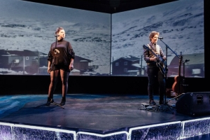 Theatre Review: Buddies in Bad Times: Kiinalik: These Sharp Tools, The Studio, Edinburgh