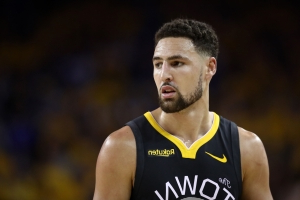 Arash Markazi: Klay Thompson on whether Warriors will make playoffs and Lakers' big offseason steal