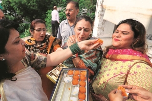 In Jammu, mixed reaction among Kashmiri Pandits