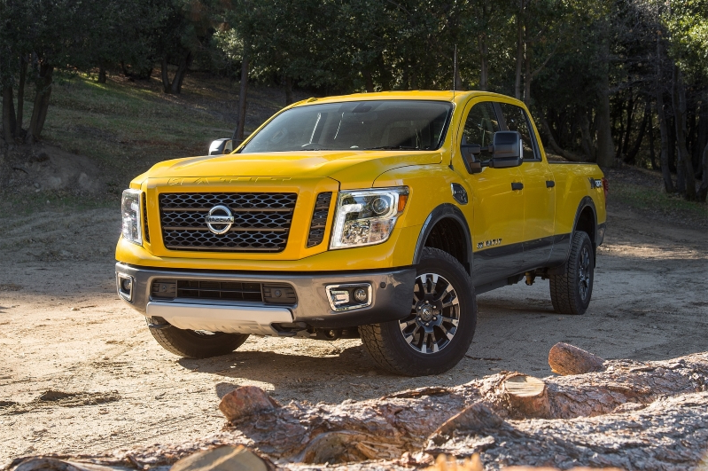 Enthusiasts 2020 Nissan Titan Xd To Lose Optional Cummins