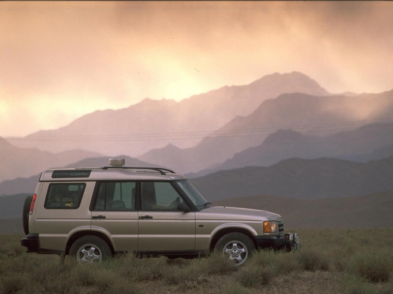 30 Jahre Land Rover Discovery