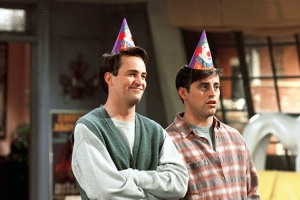 Some Friends Fan Figured Out How Much Money Joey Owed Chandler