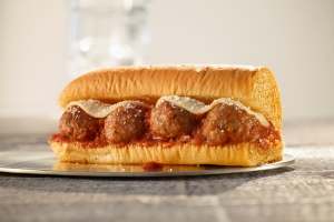 Subway is jumping on the faux-meat bandwagon with a Beyond Meat meatball sub