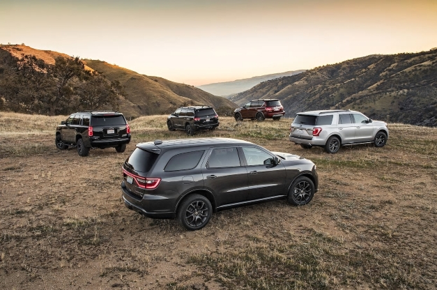Reviews: Beasts of Burden: Ford Expedition vs  Chevrolet Tahoe vs