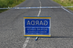 Gardaí at scene of serious crash as car and van collide in Co Louth