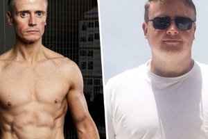 Health & Fitness: This Guy Altered His Diet and Training to
