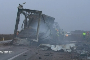 Truck drivers killed in horror dust storm