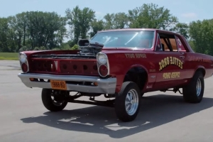Hot Wheels Legends Tour: This Gasser GTO Stole the Show in Chicago