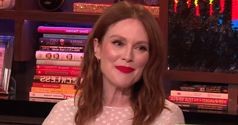 Julianne Moore Says Husband Gets Jealous of Her Love Scenes (Especially That Boogie Nights One)