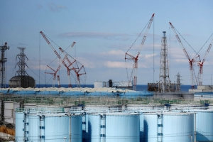 Fukushima plant running out of space for radioactive water