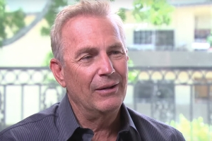 Kevin Costner said Meghan Markle can never return to acting because Prince Harry wouldn't want to see her kissing anyone else
