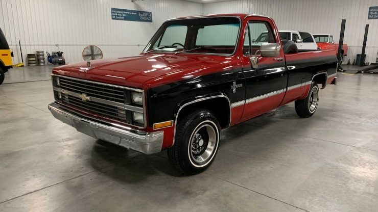 Square Body Chevy