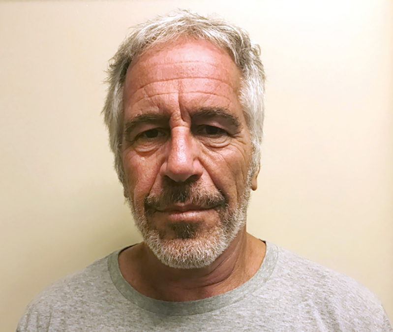Epstein suicide sparks fresh round of conspiracy theories