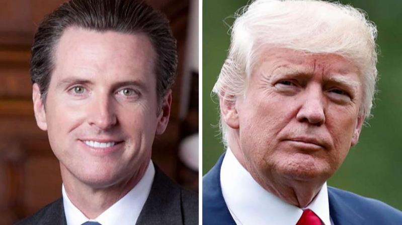 Hey, California, Trump has a right to run for reelection. The Constitution is crystal clear