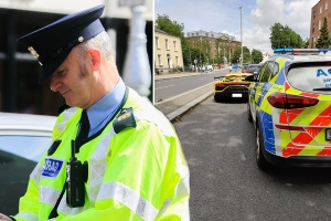 Twitter users have a field day after gardai pull over Lamborghini in Dublin