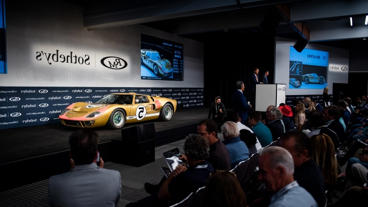 Complete Guide to Monterey Car Week 2019 Auctions