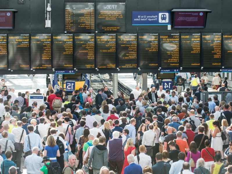Festivals rush and bad weather push Scots rail workers to 'breaking point'