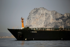 Iran says Britain might release Grace 1 oil tanker soon: IRNA