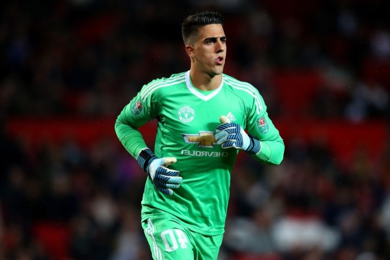 Joel Pereira joins Hearts from Manchester United as Craig Levein swoops for goalkeeper