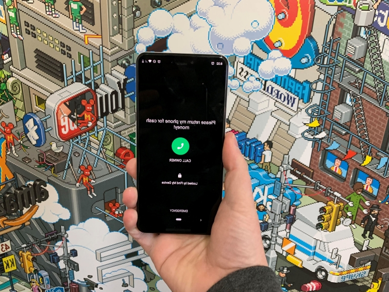 Technology: Lost or stolen Android phone? Here's how to get it back