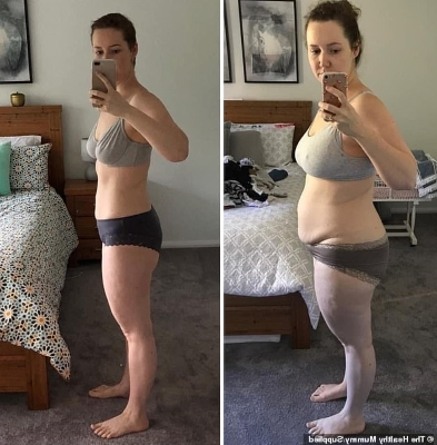 Mom, 30, who lost 40 lbs. in 12 months shares the 3 simple secrets behind her weight loss success
