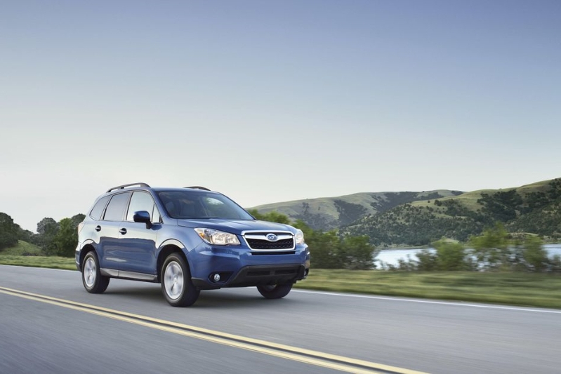 NHTSA opens investigation into Subaru Forester over airbag sensors