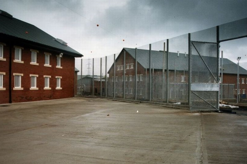 UK News: Scots prisoners put on lockdown after rioting cons kick off