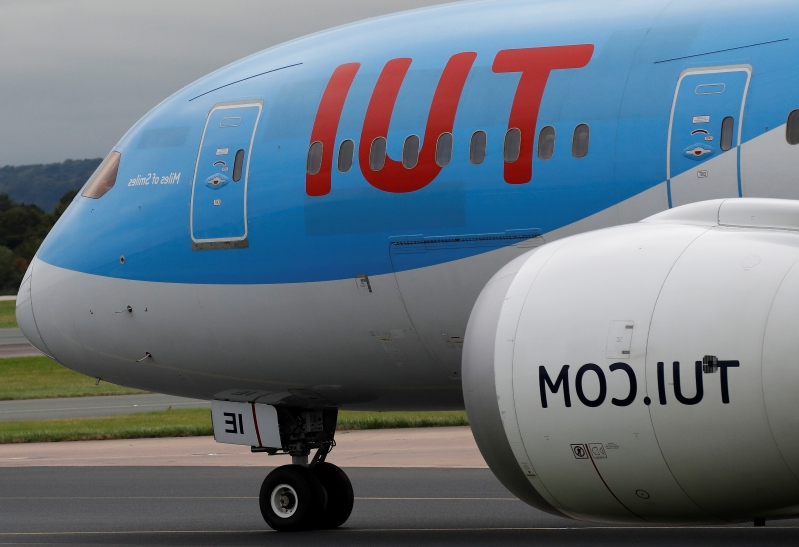 Tui counts cost of grounded Boeing planes