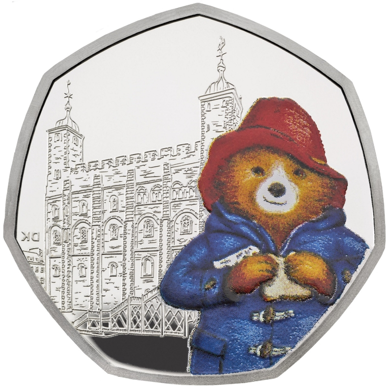 Two New Paddington Bear 50p Coins Have Entered Circulation – Here's How To Get One