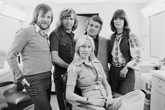 A Bus Journey to a Time Before Abba