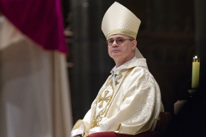 Archbishop prepared to risk jail rather than comply with confession law