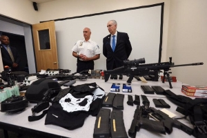 Dr. Matthew Bonanno arrested in Tuckahoe with weapons