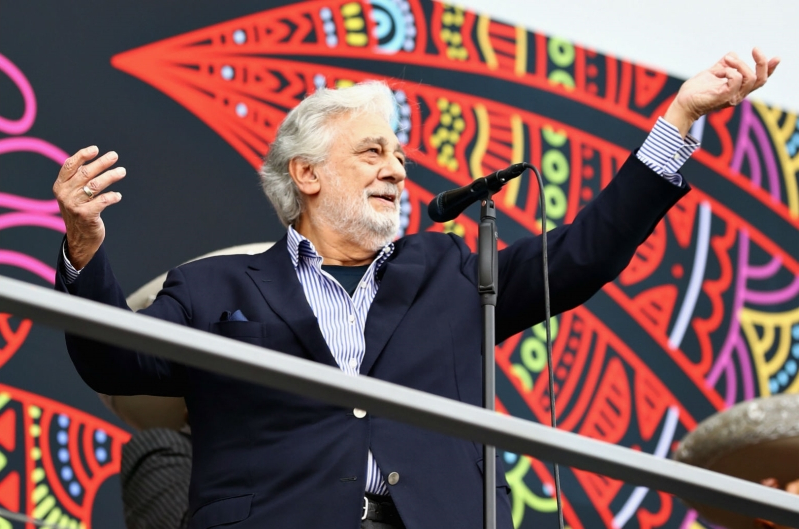 European Opera Houses Standing By Placido Domingo… For Now