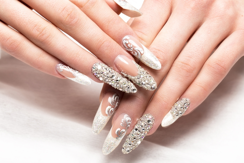 How to nail your wedding day manicure: the trends & tips you need to know