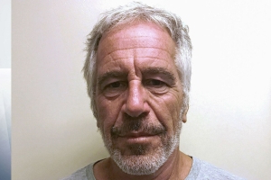 Jeffrey Epstein accuser sues British socialite and staff members