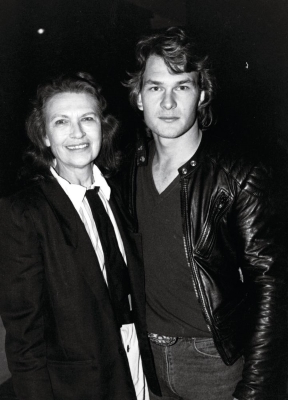 Patrick Swayze's Widow Reveals Painful Secrets About His Childhood in a New Documentary