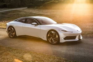 Pininfarina-designed Karma GT will make its US debut at Monterey Car Week