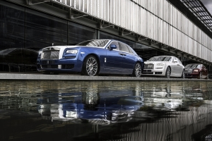 Rolls-Royce Ghost Zenith Collection bids farewell to a sales success