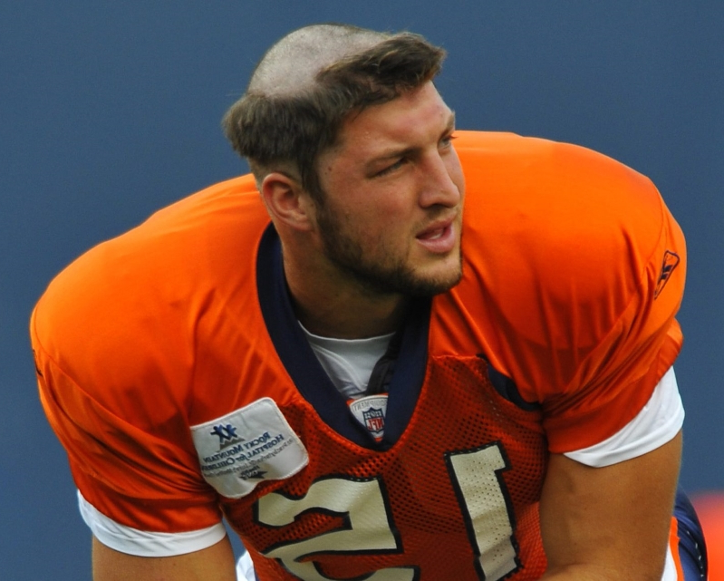 The Broncos are stopping rookie tradition that once led to wild Tim Tebow haircut