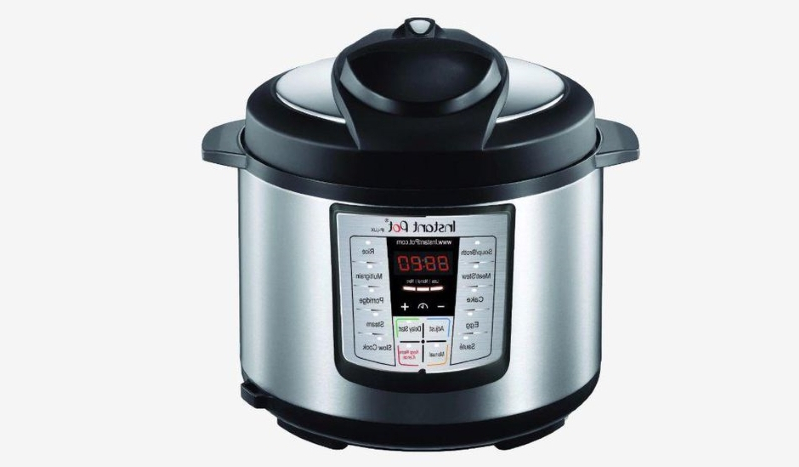 The Instant Pot Lux60 6-quart pressure cooker is down to $49 at Amazon