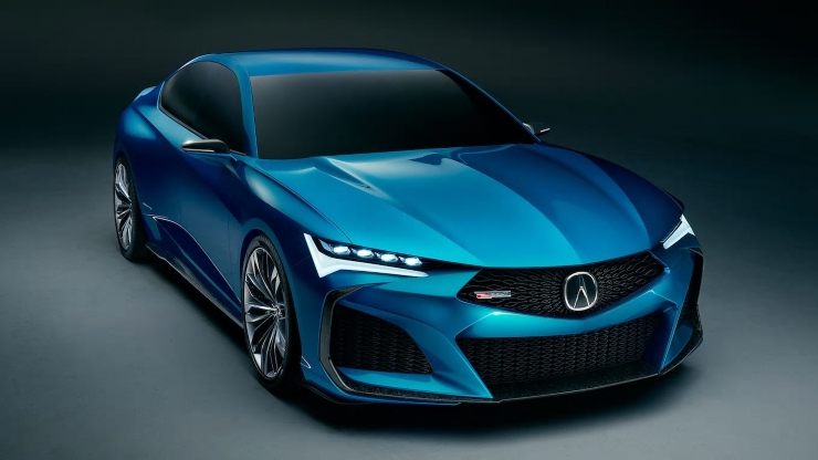 The Type S Concept Is the Hottest Acura Since the NSX