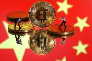 Trade tensions and a weaker yuan drive Chinese crypto demand, market players say