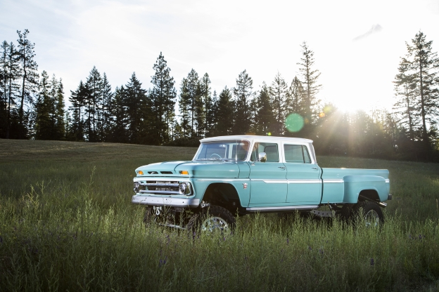 1966 Chevrolet K30 Crew-Cab: Big Deal