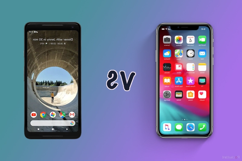 Tech & Science: Android vs iPhone: Which is best for you