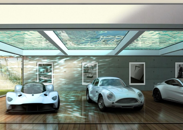 News Aston Martin Will Design A Home Just For Your Car Collection Pressfrom Canada