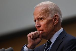Biden allies float scaling back events to limit gaffes