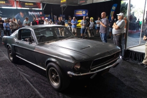 Bullitt Mustang movie car heads to Mecum Florida auction in 2020