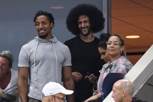 Colin Kaepernick thanks Eric Reid, slams Jay-Z partnership with NFL